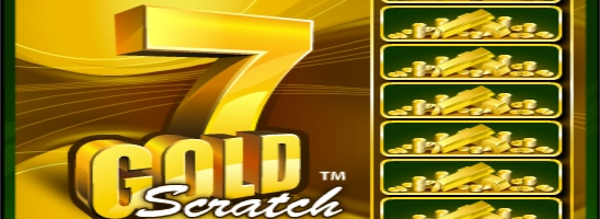 Net Entertainments lott 7 Gold Scratch